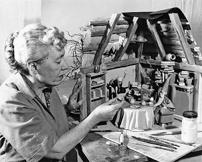 Florence Thomas viewmaster reels