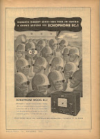 motorola ad walkie talkie cell phone 1944