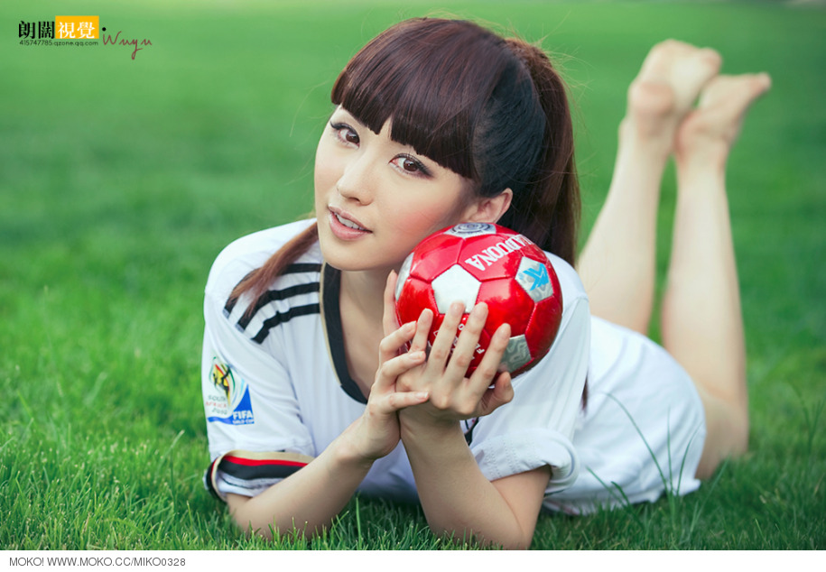 moko mtg foot ball babe miko hot chinese girls cute baby girl pictures hot girls. Black Bedroom Furniture Sets. Home Design Ideas