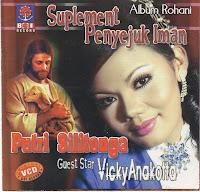 Putri Silitonga - Guest Star Vicky Anakotta Album Rohani - Suplement Penyejuk Iman Image