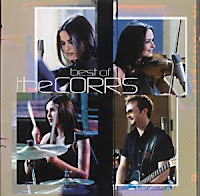 the best of the corrs album cover