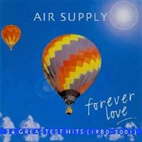 Air Supply Forever Love Cover Image