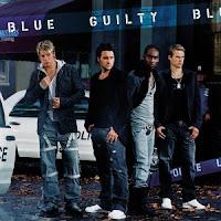 Blue guilty album cover