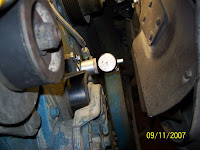 School Bus Mechanic: Internatonal School Bus DT 466E Cam Sensor Replacement