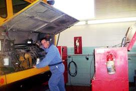 School Bus Mechanic: The Best Diesel Engine-DT 466 International