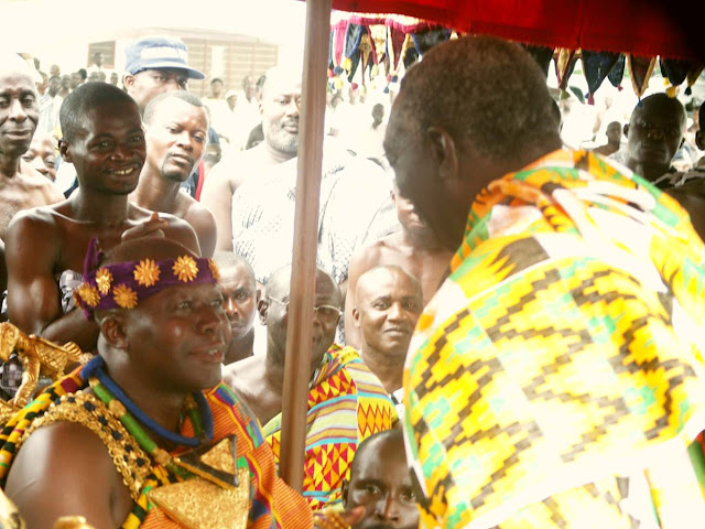 Otumfuo+bday+%2811%29 The Great Akwasidae Festival Of The Asante People