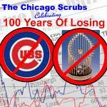 100 years of losing Chicago Cubs