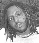 Jamaican writer Kei Miller