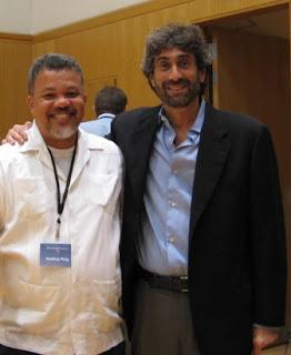 Mitchell Kaplan and Geoffrey Philp