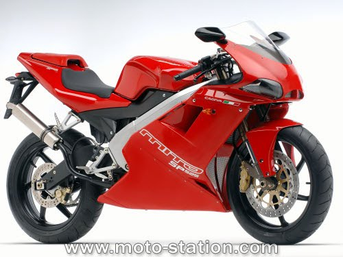 Modifications Motorcycle Cagiva Mito 125 Review