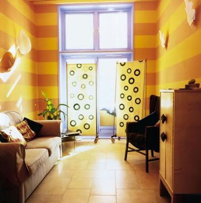 summer decor decoration mood joyful curtains create colors light