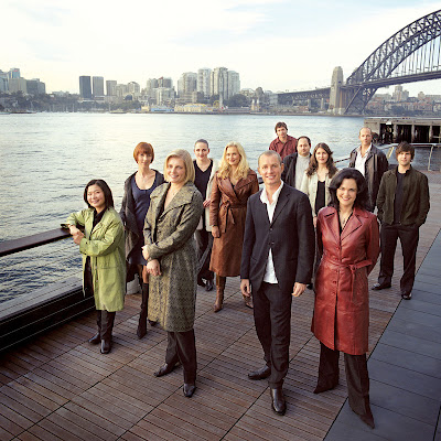 Australian Chamber Orchestra, photo by Stephen Oxenbury