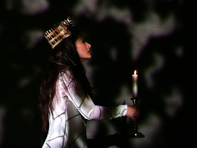 Paoletta Marrocu as Lady Macbeth, Washington National Opera, photo by Karin Cooper