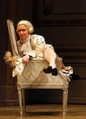 Michèle Losier as Cherubino