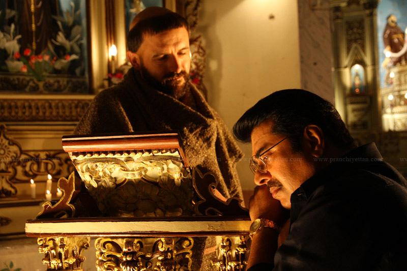 pranchiyettan and the saint