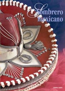 027 Torta Sombrero Mexicano decorar, decoración