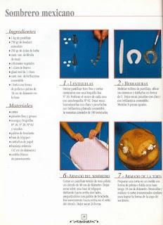 028 Torta Sombrero Mexicano decorar, decoración