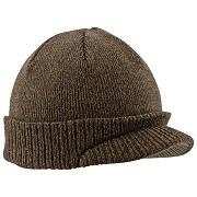 0be427495c114 I saw  1 cuffed beanies at Walmart and wondered if I could add a brim to  them to make them look a little bit like these Colombia brand ones.