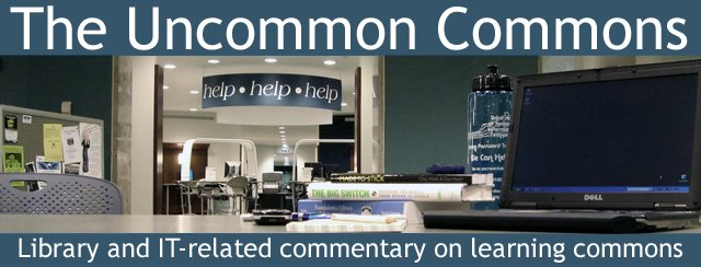 The Uncommon Commons