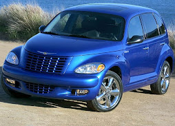 Chrysler PT Cruiser (Azul)