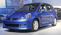 Honda Fit (azul)