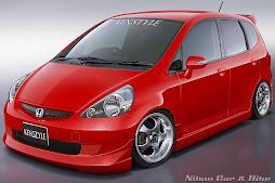 Honda fit ken style