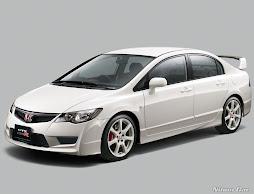 Honda Civic (branco)