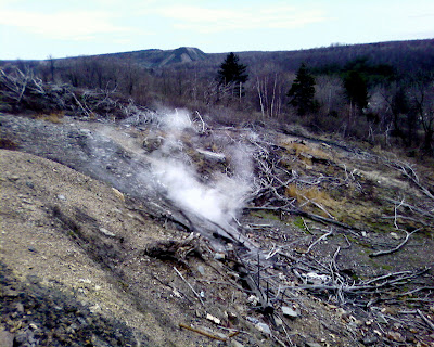 Centralia, the Burning City