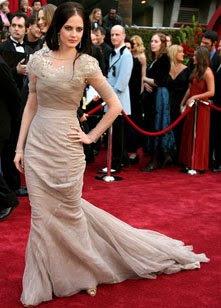 Eva Green Non Identical Twin
