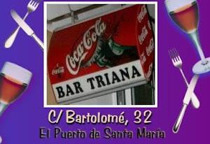 """BAR """"TRIANA"""""""