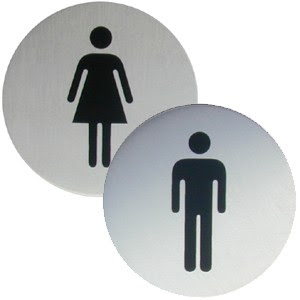 Bathroom Door Signs Advice Project Wedding Forums