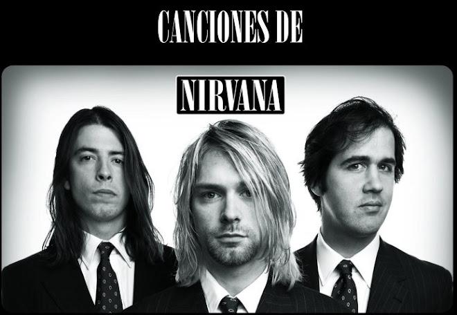 Canciones de Kurt Cobain / Nirvana