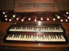 L'orgue Merklin de Saint André le Bas