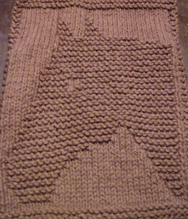 Giddy-up Horse Cloth Free Knitting Pattern from the Dishcloths Free Knitting ...