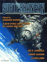 Subterranean Online magazine, Spring 2009 issue, edited by Gardner Dozois