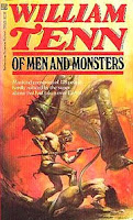Cover image of the novel Of Men and Monsters by William Tenn