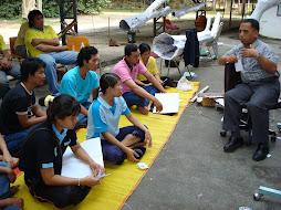 กระบวนการพัฒนานักศึกษา