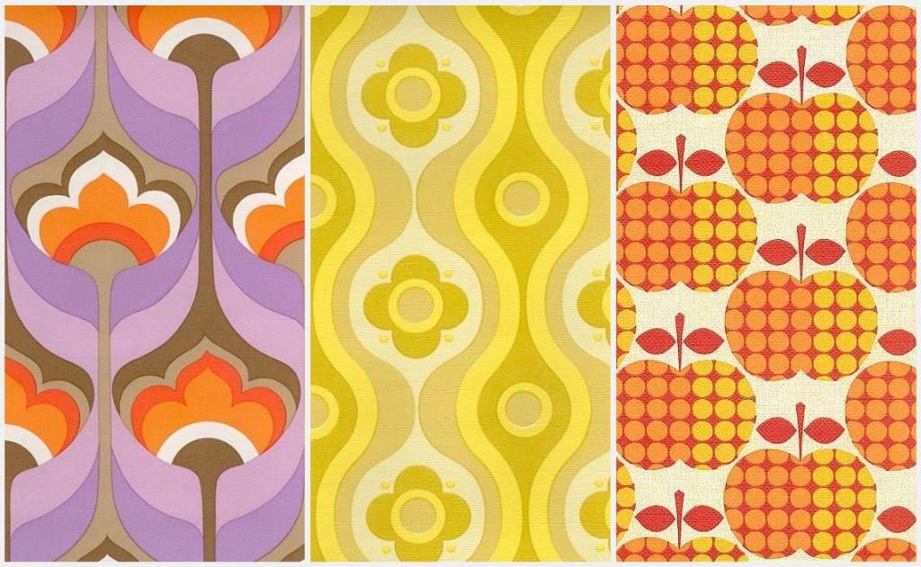 70s wallpaper patterns a - photo #2