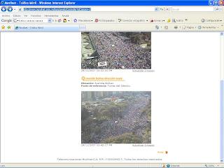 Fotos Movilnet Marcha del NO cierre de campaña