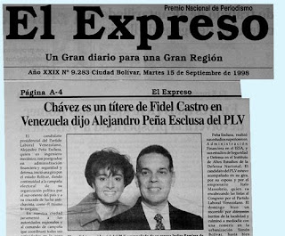 Peña Esclusa artículo 1998