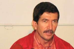 Alcalde Freddy Carrero