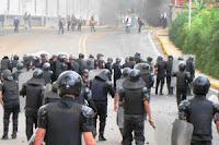 Disturbios Táchira