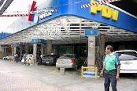 PDVSA estación de gasolina
