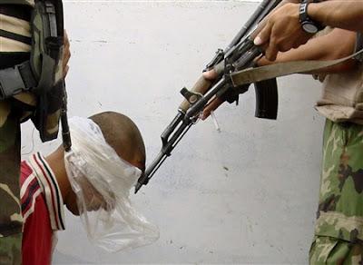 Sospechoso de AlQaeda atrapado por policía de Irak