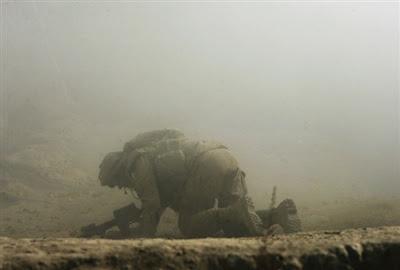 Soldado canadiense herido en Afganistán