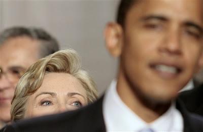 Barack Obama antes de Hillary Clinton