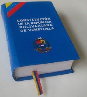 Constitución Bolivariana de 1999