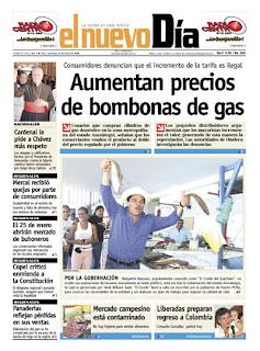 El Nuevo Día - 01/13/2008 - Er Conde Gobernador