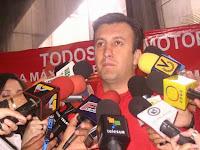 Tarek El Aissami - Caracas Segura 2008