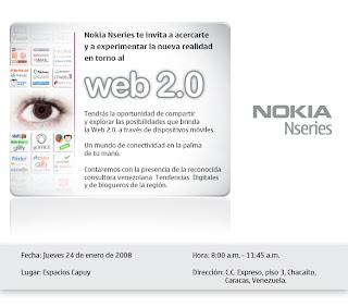 Nokia Web 2.0 Caracas